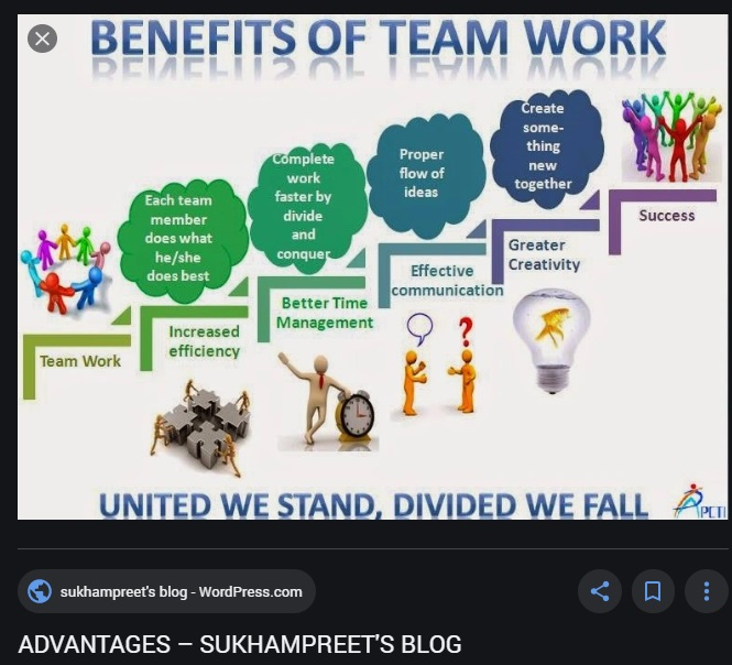 TEAM_WORK_ADVANTAGES